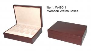 China 10 Watches Wooden Watch Cases on sale