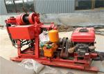GK-200 Small Water Well Drilling Rig Hole Core Drilling Exploration