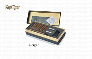 China Eco Friendly OEM Electronic Cigarette E-Cigar With No Leak Battery on sale