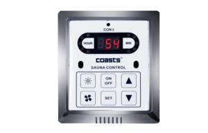 China Electric Steam Sauna Heater Slim Digital Control Panel With Control Box on sale