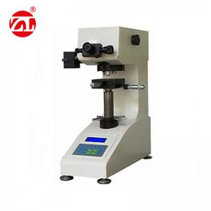China Aluminium Brinell Rockwell Universal Hardness Testing Machine LCD Dispaly on sale