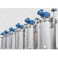 China Automatic Water Filter For Petrochemical Industry , High Efficiency Crude Oil Filtration on sale