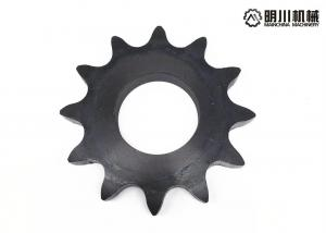 China Food Processing Plate Wheel Sprockets C45 Material 40A12T High Performance on sale