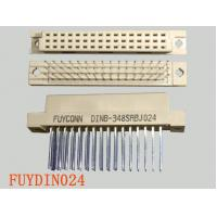 China B Type 3 rows Receptacle DIN 41612 connector 48P Eurocard Straight Female Connector on sale