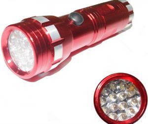 China Aluminum Alloy 14 LED 395NM Wavelength Ultravoliet Light UV LED Torch for Ink Detecting on sale