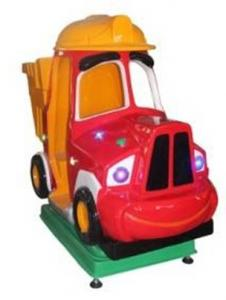 China Fiber Glass Kids Arcade Rides Engineerubg Car For Adults YA-QF222 on sale