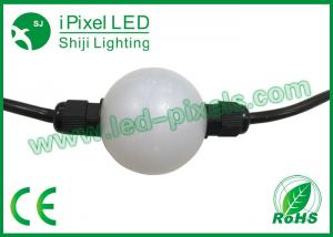 China Addressable DMX Pixel RGB Led Curtain Light Ball For Exhibition on sale