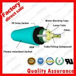 high quality mgxtw blue colors Vitta PVC Flame retardant Jacket mining cable optic cable