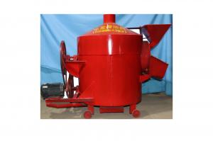 China High Capacity Industrial Roasting Machine Electric Heat For Nut 1 Year Warranty on sale