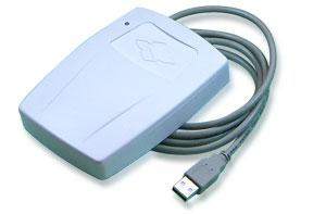 China MR701UA 13.56MHz RFID Reader/Writer on sale