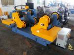 Double Motor 60T Steel Pipe Welding Rollers with Electric Control System CE