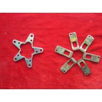 China Customized Metal Stamping Parts Chrome / Nickel Plating For Machanical on sale