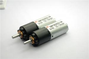China Low noise DC Motor Gearbox 20mm , Different Speed Reduction Stages on sale