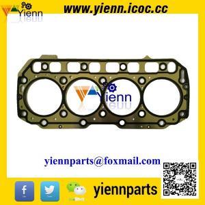 WB93R-2 backhoe loader engine parts Yanmar 4TNE106 S4D106 Full
