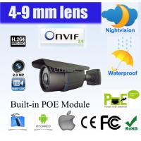 CCTV Megapixel HD IP Cameras With WDR P2P TF card