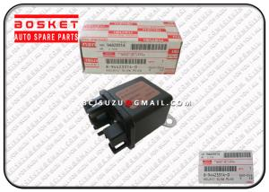 China 0.1 KG 8944233140 Isuzu Spare Parts Glow Plug Relay For FSR11 6BD1 on sale