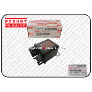 China 0.1 KG 8944233140 Isuzu Spare Parts Glow Plug Relay For FSR11 6BD1 on sale