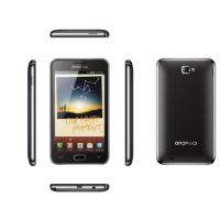 New Arrival MTK6573 Android WCDMA+GSM Six band WIFI Dual Sim 5.0 Capacitive Touchscreen GPS+AGPS Mobile Phone Star I9220
