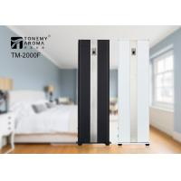 China LCD Panel Straight Blowing Air Scent Diffuser Cool Mist Technology Stand - Alone For Hotel Lobby on sale