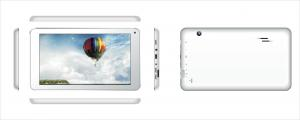 China 7inch A33 CPU android tablet pc 3g sim card slot with 512MB+8G memory on sale