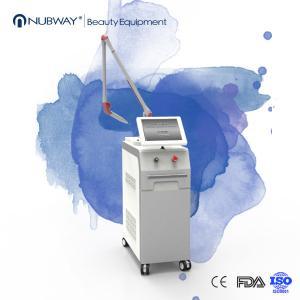 China High Quality Q-switch Nd Yag Laser Tattoo Removal and Skin Tanning Beauty Equipment on sale