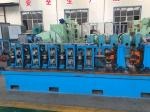 Gas Transportation ERW Pipe Mill Machine Easy Maintenance PLC Controlled