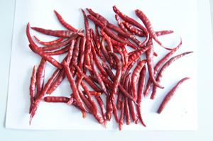 China red dried yunnan chilli without stem on sale