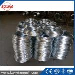 China direct manufacture galvanized iron wire with high quality and low price