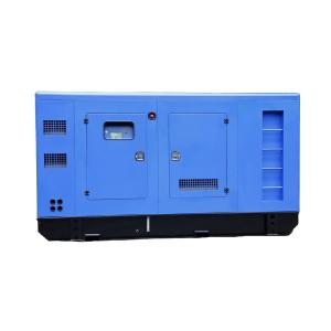 China 344kva Silent Diesel Generator Set 3 Phase For Marine on sale