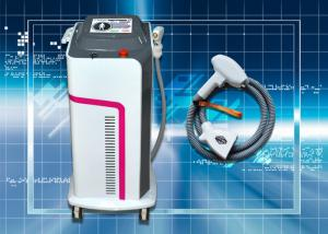 China Permanent Painless Diode Laser Hair Remover / 808nm Diode Laser Machine 1000W 10.4 Inches LCD Screen on sale
