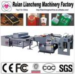 2014 Advanced t-shirt screen printing machine