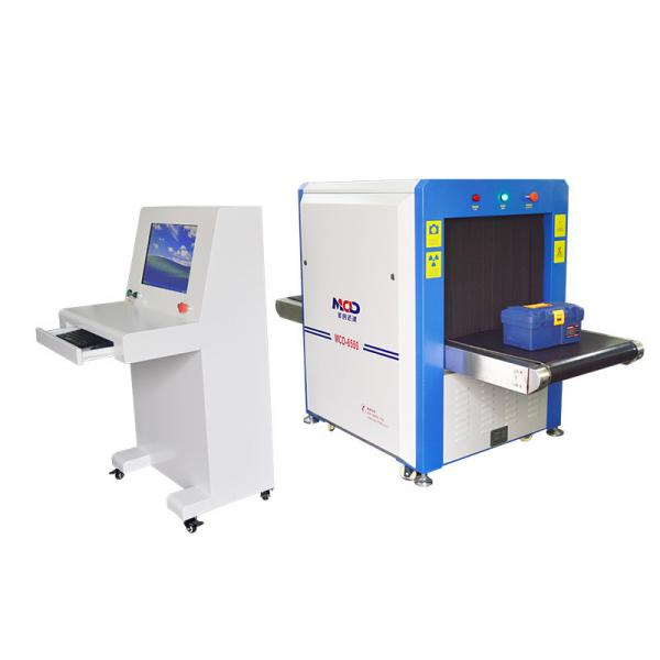 hotels x ray baggage scanner machine / high precision x - ray图片