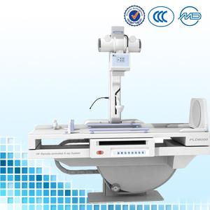 China digital radiography image quality |suppliers of fully digital x ray machinePLD6000 on sale
