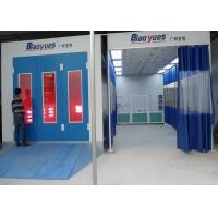 Rent SUV Infrared Heating Spray Systems Paint Booth , Large Spray Booth