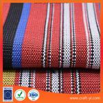 Eco-friend PP different colors Polypropylene woven fabrics for carpet and outdoor pouf