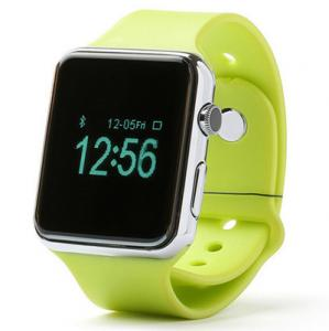 China 2015 New Apple Watch Style Smart Watch Wristband Mat Wholesale Dropship From China Factory on sale