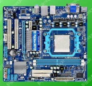 China Gigabyte GA-78LMT-S2P Doli minilab Linux Motherboard used on sale