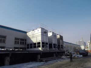 China Closed Type Industrial Water Cooling Towers 1000000 Kcal/H Cooling Capacity on sale