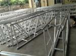 Spigot Collapsible Aluminum Triangle Truss 520x950 mm Medium Duty