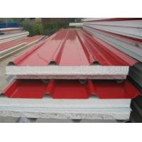 Light Weight Corrugated Sandwich Panel For Prefabricated Houses Ceiling