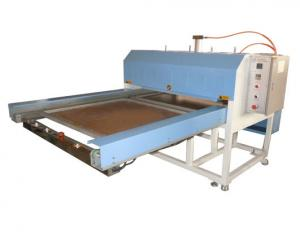 China where to buy top quality pneumatic table cloth sublimation heat press machine on sale