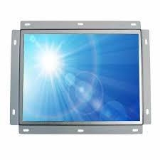 China 15 inch LED Backlight Open Frame LCD Touch Monitor with 5 Wire Resisitive Touch on sale