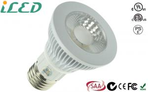 China 7W E27 COB Recessed Narrow PAR20 LED Bulb Dimmable , ETL cETL PAR20 LED 2700K on sale