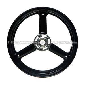 China Front Custom Motorcycle Wheels For Suzuki Gsxr 650 750 3.5 * 17 Inch Size on sale