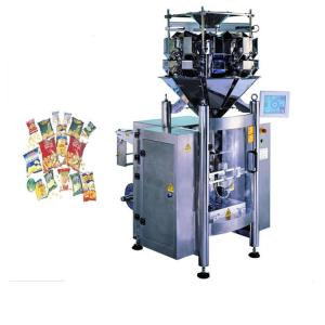 China SUS304 machine packing biscuit doypack packing machine on sale