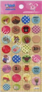 China epoxy dome sticker /3D epoxy sticker on sale