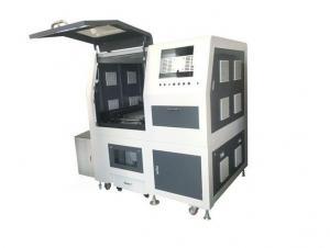 China Medical Equipment Fiber Laser Cutting Machine Three Phase 380V/50Hz on sale