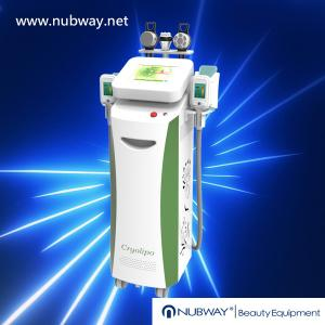 China Latest Cryolipolysis Slimming Machine / High Quality Cryolipolysis Cavitation Rf Machine on sale