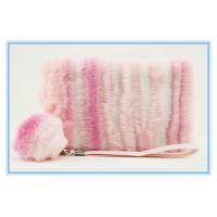 China zipper hand wallet cheap purse and bag, fuzzy cell phone bag on sale
