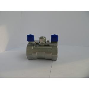 China 1pc ball valve on sale